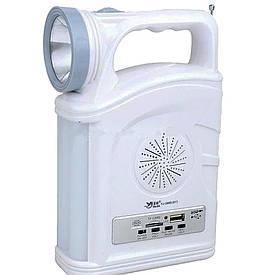 Ручной аварийный фонарь YJ-2885SY (S08173)