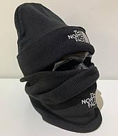 Шапка мужская The North Face - ❄️ Winter ❄️ Черная