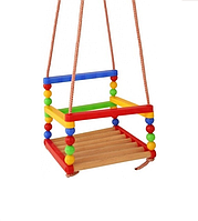 Детская качеля MToys подвесная для дома или во дворе 30 х 30 х 25 см S0012