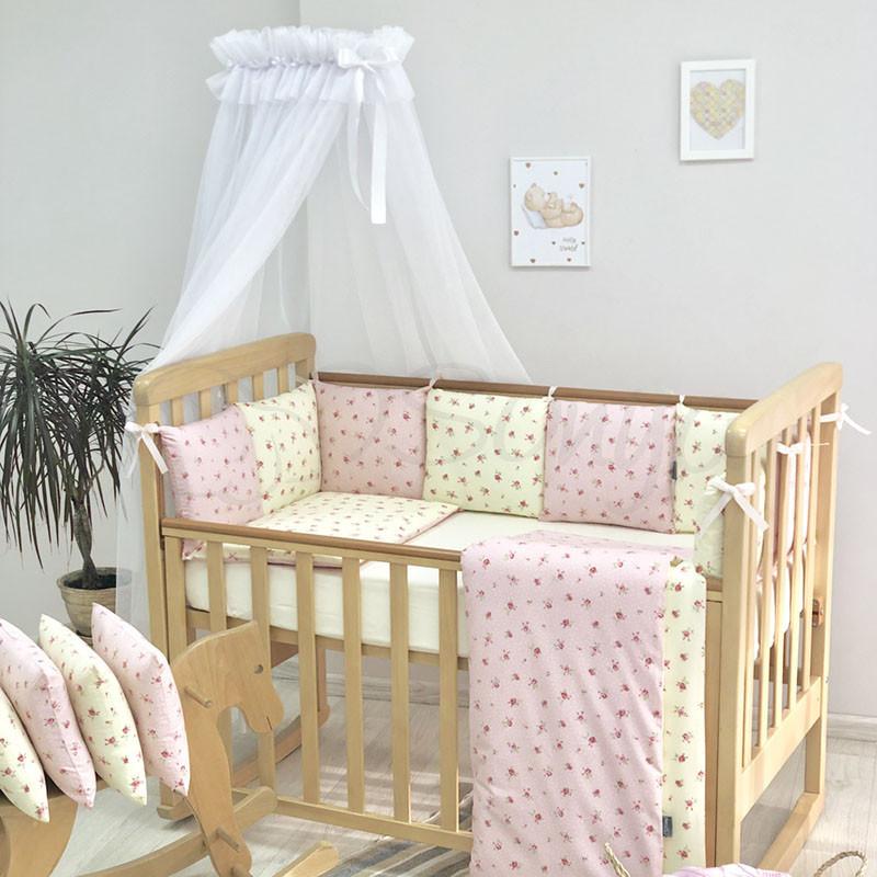 Baby Design Прованс розовый