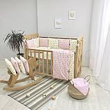 Baby Design Прованс розовый, фото 8