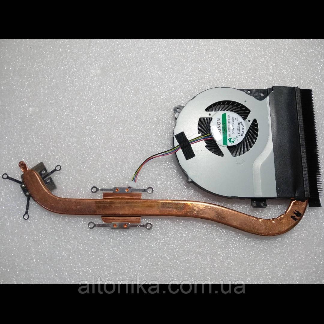 Система охлаждения для ноутбука Asus X550CC X550CL (13NB00W1AM0101 13NB00W1AM0102)