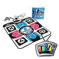 Танцевальный коврик DANCE MAT TV D1001 (S08357)