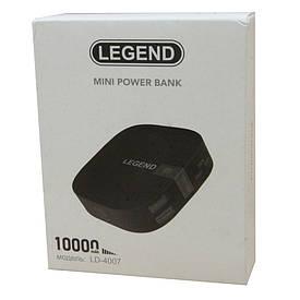 Портативное зарядное устройство Power Bank LEGEND LD-4007 10000mAh D1001 (S08362)