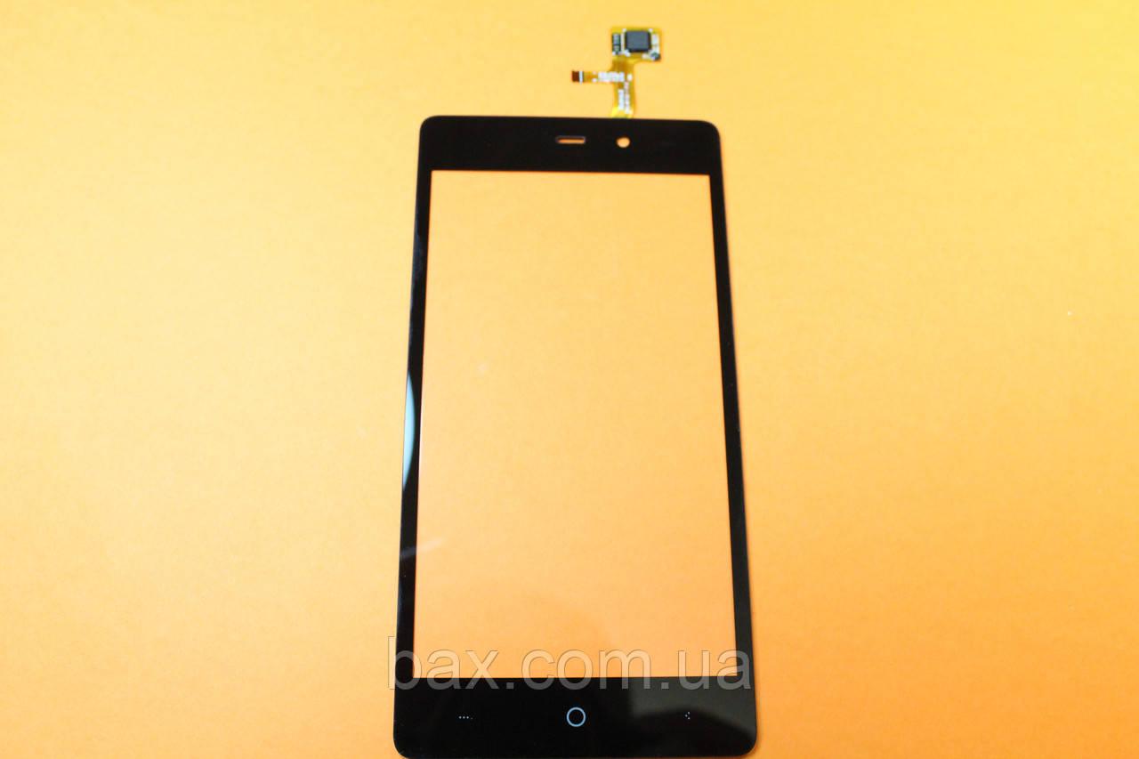 ERGO B502 сенсорный экран оригин. черный FPC-R1102-1 V1.0