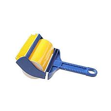 Набор липких валиков для уборки Sticky Buddy, цвет желтый, фото 3