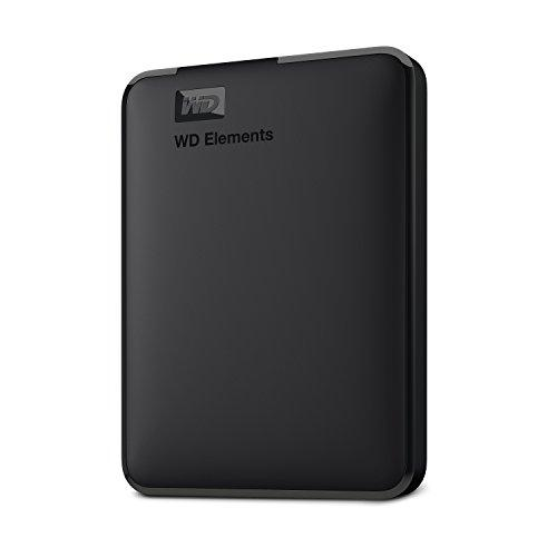 "Внешний жесткий диск 2.5"" 1.5TB Western Digital (WDBU6Y0015BBK-WESN)"