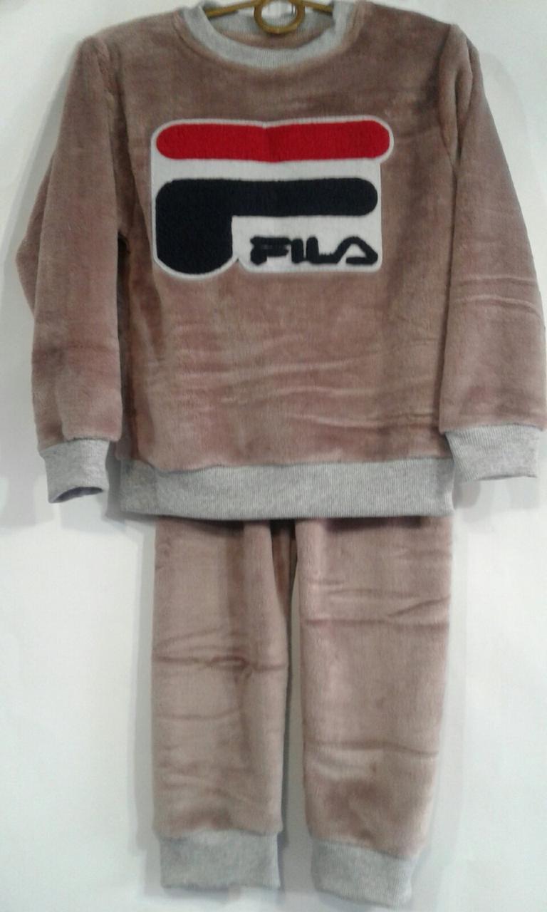 Детский костюм 116-140  с эмблемой 190041