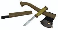 Набор MORA (топор - Outdoor Axe Camp 1991 и нож MORA Outdoor 2000) (1-2001), Швеция