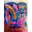 Кукла Defa Lucy Русалка, подсветка, дельфин, расческа, фото 3