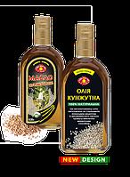 Масло кунжутное 100% Агросельпром холодного отжима, 350мл