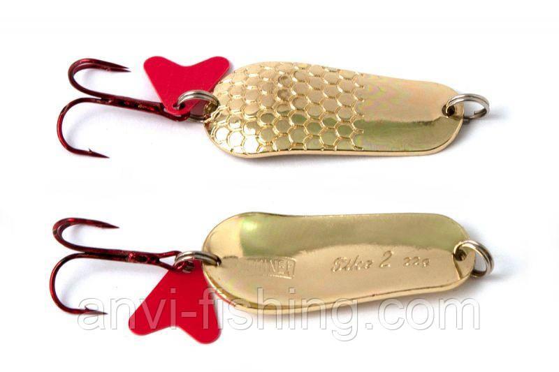 Блесна Spinnex Pike Gold