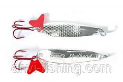 Блесна Spinnex Steelhead Silver вес - 10g, длина - 58mm