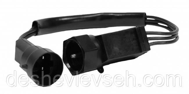 Датчик скорости ГАЗ-3302 (разъем круглый) 6 имп (342.3843), (Счетмаш-Курск)