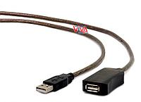 Активный USB удлинитель Cablexpert UAE-01-5M 5 м, фото 1