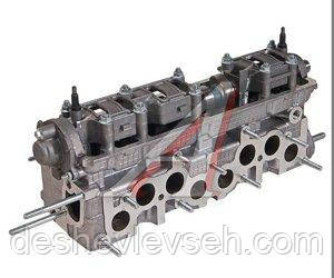 Головка  блока ВАЗ-11186  в СБ с клапанами, 11186-1003007-40 (Тольятти)
