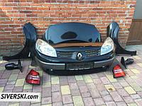 Капот Renault Scenic