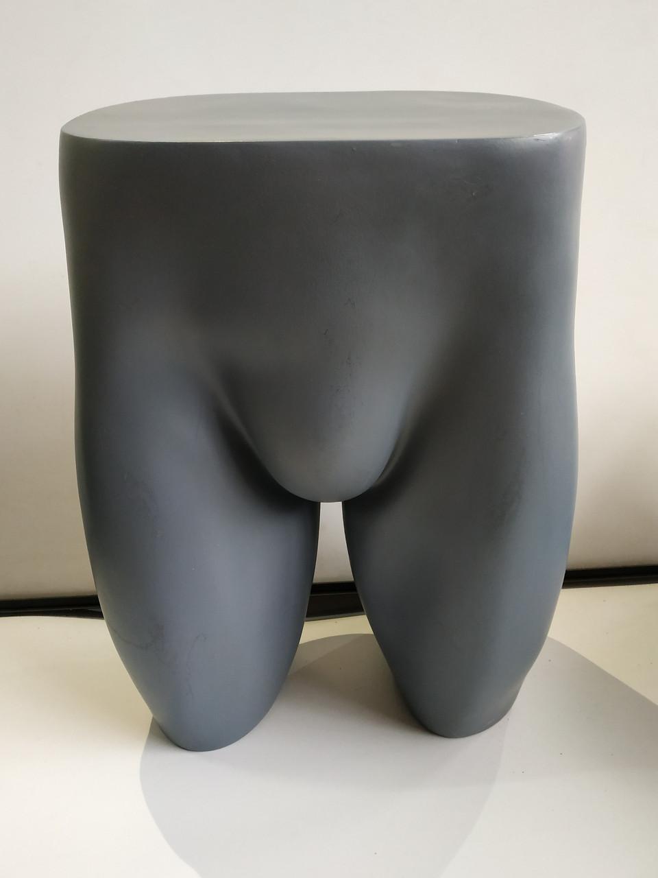 Манекен мужской поясной б/у серые манекены для трусов