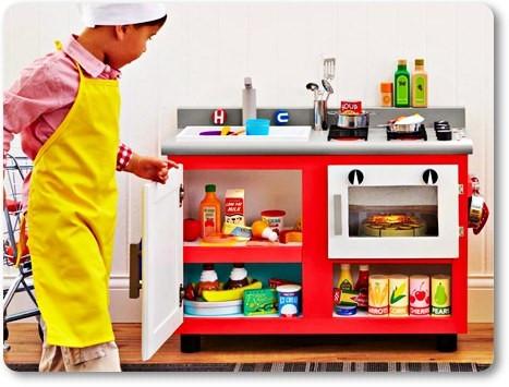 Кухни игровые