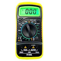 Цифровой мультиметр DT 830 L (S09000)