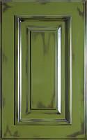 """Мебельный фасад классика МДФ с патиной  """"Роял Опал"""", фото 1"""