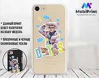 Силиконовый чехол для Samsung N975 Note 10 Plus BTS (13026-2066)