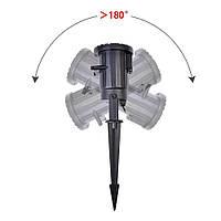 Лазерный проектор Christmas Laser Projector 16 картриджей D1001 (S09204)