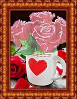 Схема для вышивания Розы для любимой