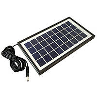 Набор ламп с солнечной батареей GD-8017a (S09322)