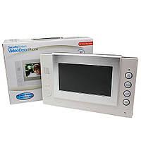Домофон WJ708TC8 сенсорный экран (Memory Card) (S09360)