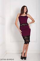 Жіноче плаття Подіум Anabel