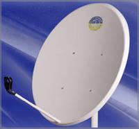 Антенна спутниковая 1.14 м аз. Fe, СА-1200  Украина