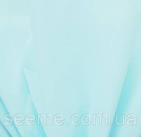 Бумага тишью, Light Blue, 1 лист