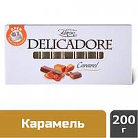 Шоколад Baron Delicadore Карамель, 200 г
