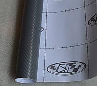 Карбоновая пленка темно-серая  50см х 127см