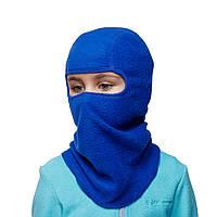 Балаклава зимняя детская blue Classic Flees