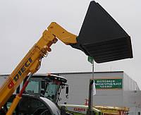 Навесное оборудование для фронтальных и телескопических погрузчиков, а также для погрузчиков с бортовым поворо