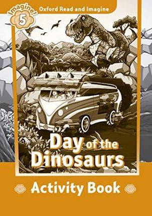 Day of the Dinosaurs Activity Book, фото 2