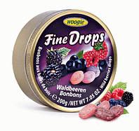 Леденцы Fine Drops Лесные ягоды, 200 г