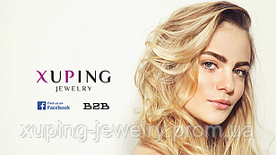 Xuping B2B Jewelry Week. 🇺🇦