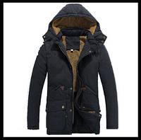 Мужское зимнее пальто. Мужское осеннее пальто. Модель м19, фото 1
