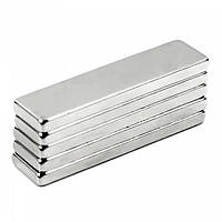 Магниты неодимовые сильные 40x10x3мм N35 10шт