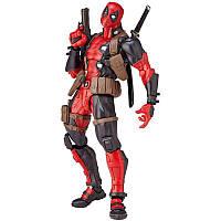 Фигурка  Deadpool - Дэдпул с аксессуарами (16см)