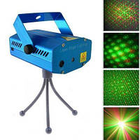 Лазерный проектор Mini Laser Stage Lighting  ST-L21