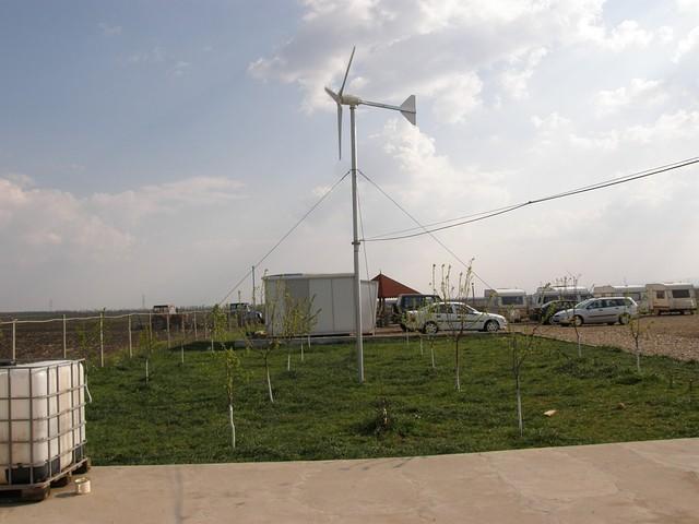 Ветрогенераторы, ветряки, ветроустановки, ветряные электростанции, ветроэнергетические установки - ООО «Инструмент» в Лисичанске