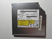 Привод для ноутбука 12.7 mm DVD-RW Dell 1015 1014 3700 N5110 M5110 N5040 1535 1537 M5040 Hitachi-LG GT50N SATA