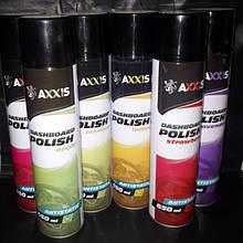 Полироль пластика AXXIS 650ml