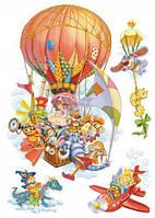 Декоративная наклейка Воздушный шар
