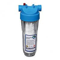 """SL10-2K 3/4"""" Фильтр-колба для воды +картридж, ключ, крепление (Bio Systems)"""