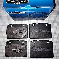 Колодка передняя дискового тормоза ВАЗ 2101 2102 2103 2104 2105 2106 2107 Триал